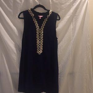 Lilly Pulitzer jane shift dress size 14.
